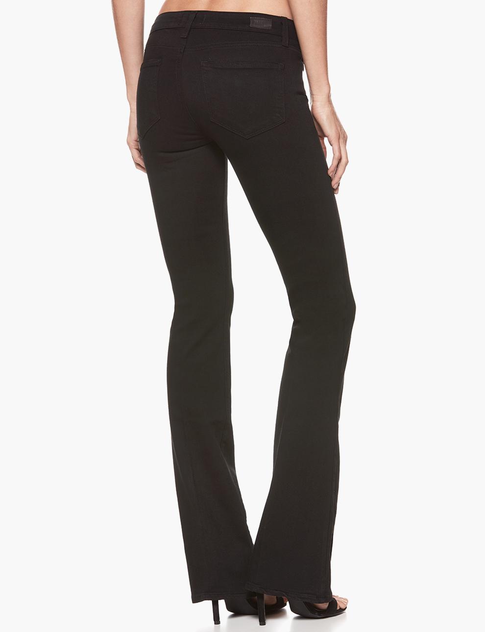 Paige Women/'s Skyline Boot Cut Jeans Size 28 Dark Wash Denim Cotton Blend